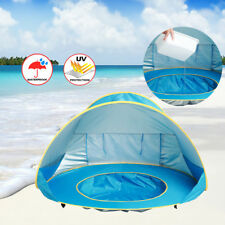 Kids Beach Tent Waterproof Summer Sun Shade Play Pool Canopy Playhouse