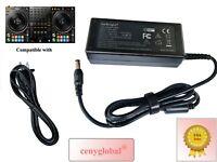 AC-DC Adapter For Pioneer DJ DDJ-1000 DDJ-1000SRT Serato Controller Power Supply