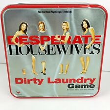 Desperate Housewives Dirty Laundry Game / New
