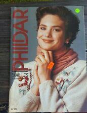 Bonanza Sale! Rare Knitting Pattern Book 00006000 : Book 206 By Phildar