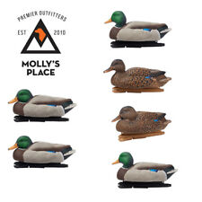 Avian-X 8102, Top Flight Oversized Foam-Filled Mallard Decoys 6 Pack