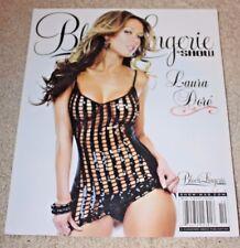 Show Magazine Black Lingerie Laura Dore Issue #10 Cover #1 of 4
