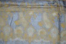 Vintage Pajali Pure Tussar Silk Saree Traditional Embroidered Sari Wedding Wear