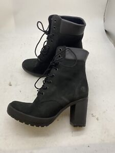 """Timberland Camdale Chunky 6"""" A1SEF Ankle Bootie - Women's Size 7.5 Y638"""