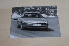 SV0751) Renault Safrane RXE V6 Pressefoto 1993