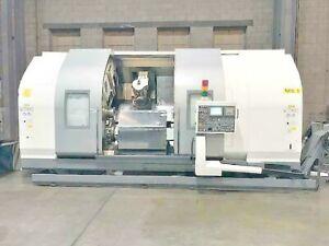 Nakamura STS-40 9-Axis CNC Mill / Turn Machine, 2008