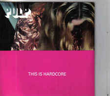 Pulp-This Is Hardcore cd  single