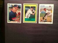 1991 Upper Deck Final Edition #17 Jim Thome  3 Rookies Indians🔥-MINT-FREE SHIP