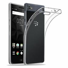 32nd Clear Gel Series - Transparent TPU Silicone Case Cover - BlackBerry Motion