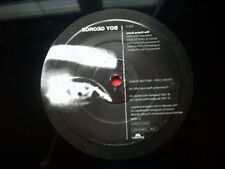 """Boy George The Crying Game UK Promo 12"""" Single Rare Inverted Label CIAOX 6DJ  EX"""