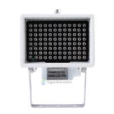92 LED 12V IR Infrarot Scheinwerfer Bewegungsmelder für Kamera Nacht Fotografie