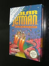 1990 VINTAGE SOLAR JETMAN SPANISH NES NINTENDO ENTERTAINMENT SYSTEM SEALED