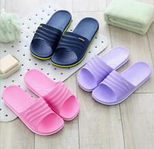 Women Men Summer Slippers Home Non-Slip Indoor Sweetheart Slippers Bathe Shoes