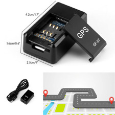 Plastic GF-07 Magnetic Mini Car Vehicle GPS Tracker For Elderly Real Time Track