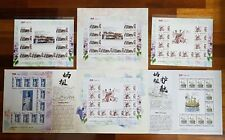 Thean Hou Temple Folder set Malaysia FDC First Day Cover Stamp Setemku 2018