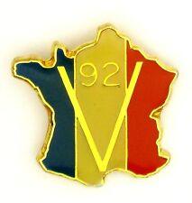 PINS RPR RASSEMBLEMENT POUR LA REPUBLIQUE 1992 - V POUR VICTOIRE