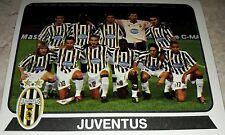 FIGURINA CALCIATORI PANINI 2003-04 JUVENTUS SQUADRA ALBUM 2004