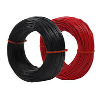 2 ROLLS 1.5 AMP STRANDED EQUIPMENT WIRE 200 mtr's DX022