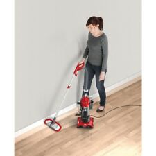 New Power Duo Carpet and Hard Floor Cyclonic Bagless Upright Vacuum Cleaner