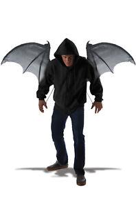 Wicked Wings Vampire Bat Costume Accessory