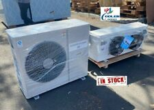 New Walk In Cooler Refrigeration Cooling System Compressor 4 Hp Complete Kit
