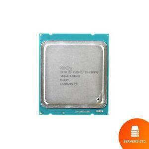 INTEL XEON E5-2680 V2 CPU PROCESSOR 10 CORE 2.80GHZ 25MB L3 CACHE 115W SR1A6