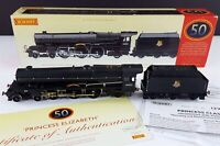 Hornby R2426 Princess Royal Class Elizabeth BR 4-6-2 Steam Locomotive 46201 OO