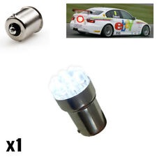 1x Vauxhall Astra G/MK4 1.6 207 R5W 9-LED White Number Plate Bulb Upgrade Light