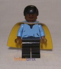 Lego Lando Calrissian (Blue Outfit) from Set 10123 Cloud City Rare NEW sw105