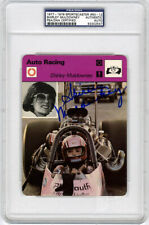 Shirley Muldowney SIGNED Sportscaster Card Drag Racing RARE PSA/DNA AUTOGRAPHED