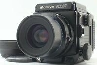 [N Mint + ] Mamiya RZ67 Pro Film Camera w/ Sekor Z 90mm f/3.5 W Lens From JAPAN