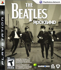 THE BEATLES: Rock Band (2009) Brand New Factory Sealed USA PlayStation 3 PS3