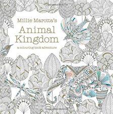 Millie Marotta's Animal Kingdom - A Colouring Book Adventure,Millie Marotta