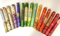 Hem Incense Sticks Bulk - Pick 20-40-60-80-100-120 Wholesale - Free Ship!