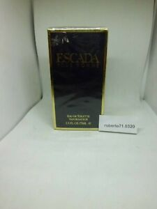 ESCADA Pour Homme Eau de Toilette ML 75 Spray New Sealed Vintage