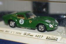 1/43 1963 FERRARI 250 GTO SOLIDO EX. CONDITION