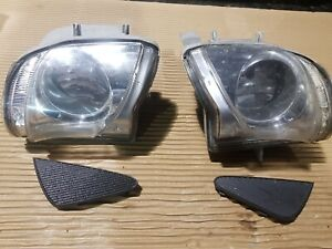 Lexus IS 220d Front Fog Lights & bumper bottom covers 114-78420