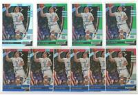x10 COLE ANTHONY 2020-21 Prizm Draft #49 *ALL Refractor* RC lot Silver Green RWB
