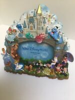 Disney World 3D Picture Frame 4x6