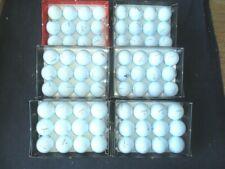 6 Dozen (72) Titleist ProV1 Golf Balls Mint/AAAA in Titleist Boxes