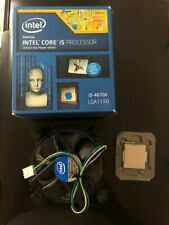Intel Core i5 4670K Quad Core Gaming CPU Haswell