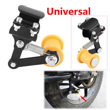 Universal Aluminum Adjuster Chain Tensioner Bolt On Roller For Motorcycle Solid