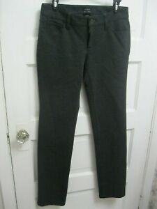 Ann Taylor Pants Size 2 Modern Style Dark Gray