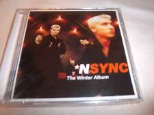 Christmas-Winter Album-N Sync (JUSTIN TIMBERLAKE NEW SEALED GERMANY 12 TRACKS CD