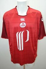 CANTERBURY LOSC CHARLES MAILLOT T SHIRT FOOT FOOTBALL JERSEY XXL ROUGE