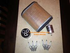 Triumph Rocket Touring Service Kit Oil Filter Air Filter Fuel Filter Plugs 2300