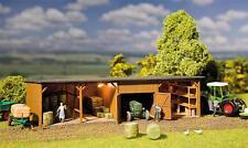 Faller Barn with Workshop 130523