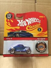 HOT WHEELS DIECAST - Hot Wheels Classics With Button - Neet Streeter - 12 Of 15