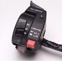 K&S Technologies Dual Sport Multi-Switch 7/8in. Bar 12-0040 2106-0010