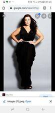 City Chic Maxi Athena Goddess Dress - Size XS - never worn RRP $199.95
